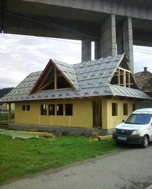Rekreačné domy